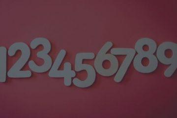 números em francês